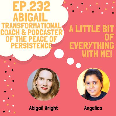 Abigail - Transformational Coach (CTI-trained)