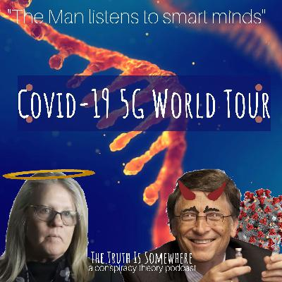 Covid-19 5G World Tour
