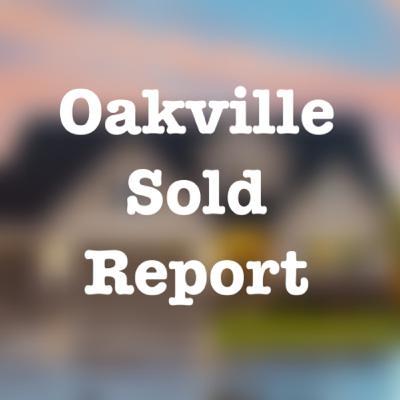 Episode 183: Oakville Sold Report 2019