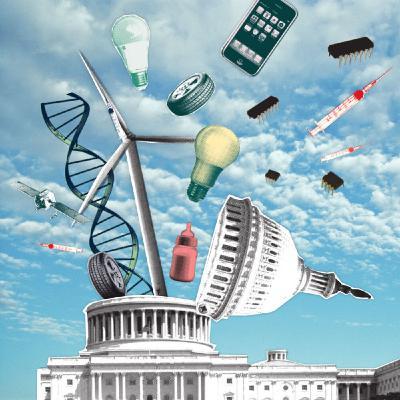 מדע המדינה - על תפקידן המרכזי של ממשלות בבניית עולם ההייטק / מריאנה מזוקאטו