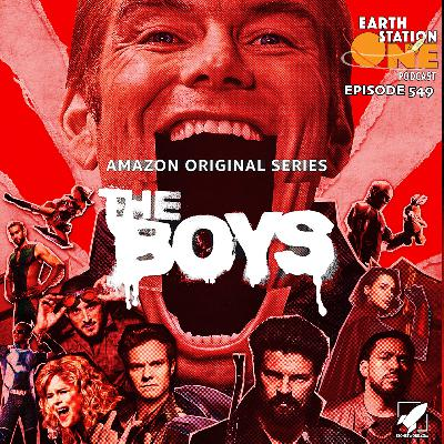 The Earth Station One Podcast - The Boy Season 2 Review