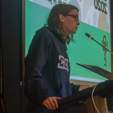 Seminário Eco-Escolas 2020 (Dia 2) - Joana Pedro