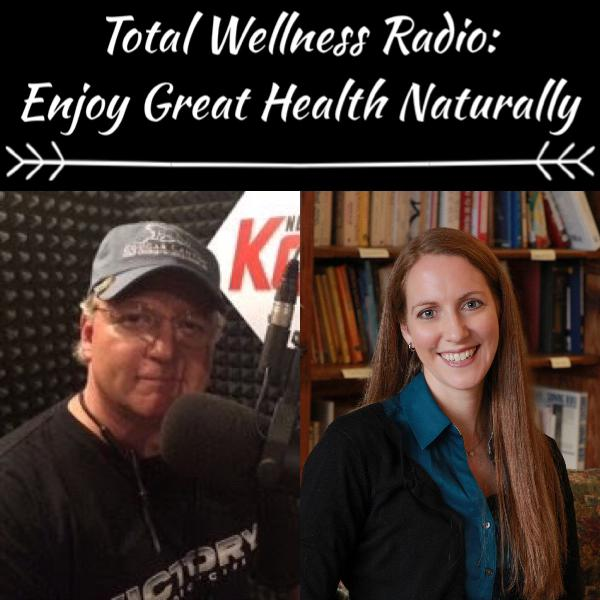 """E141 Interview w/ Author """"Wholistic Food Therapy"""" Sarah Thacker"""