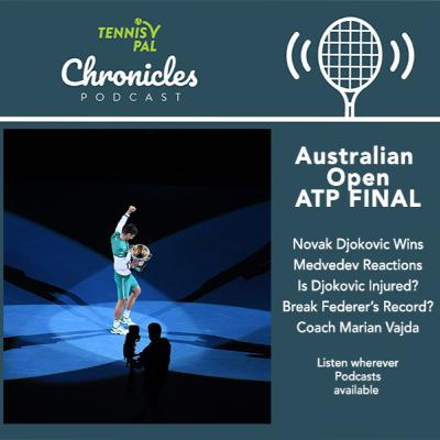 Australian Open 2021 ATP FINAL Novak Djokovic Wins Record 9th AO Is he injured? Medvedev Reactions and Breaking Federer's Record