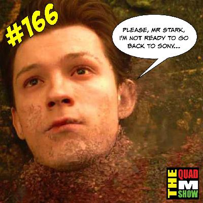 #166 - Marvel vs. Sony, The Mandalorian, & F'd Up Bracket