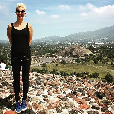 Episode 112: Escape Velocity and Mastering Change: Carla Rza Betts