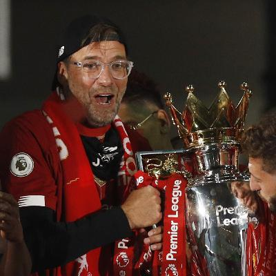 Blood Red: A Match Made in Heaven   Five Years of Jurgen Klopp's Liverpool