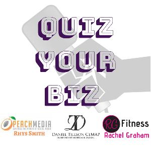 Quiz Your Biz Live with Rhys Smith - 6th July 2018
