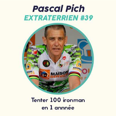 #39 Pascal Pich - Triathlon, Faire 100 Ironman en 1 an