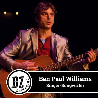 44. Ben Paul Williams - Singer-Songwriter