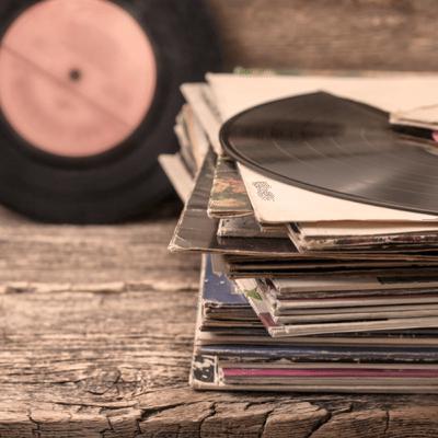 MixTape Sessions-Record Collection w/Daniel Solorzano