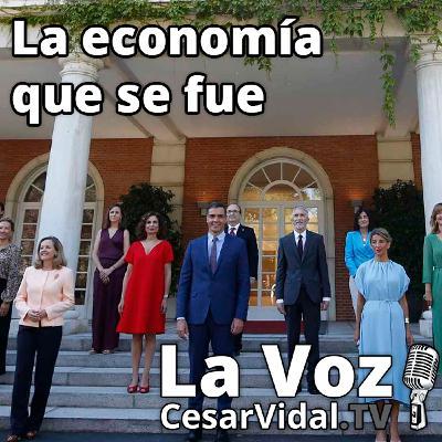 La economía que se fue - 13/07/21
