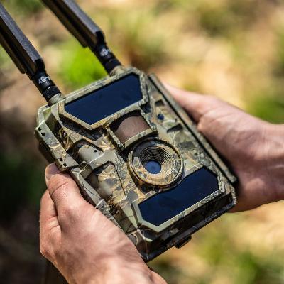 Harold & Darryl Monk - Discusses the WiseEye Smart Cameras