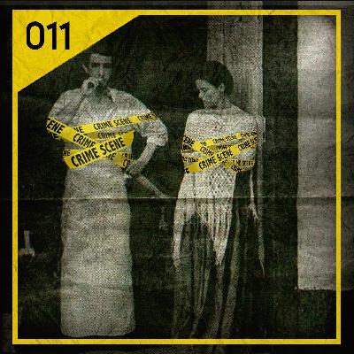 CENA DO CRIME 011 - CRIMES DA RUA DO ARVOREDO