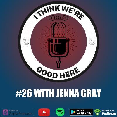 #26 - Jenna Gray: Kansas Kid