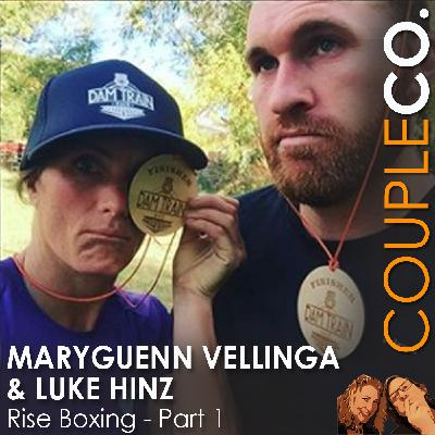 Comin' Out Swinging: Luke Hinz And Maryguenn Vellinga of Rise Boxing, Park City, UT, Part 1