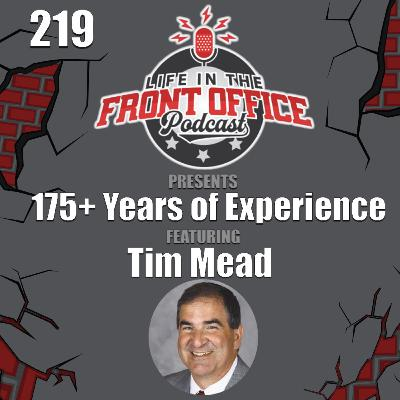 175+ Years of Experience with Tim Mead and the LIFO Team