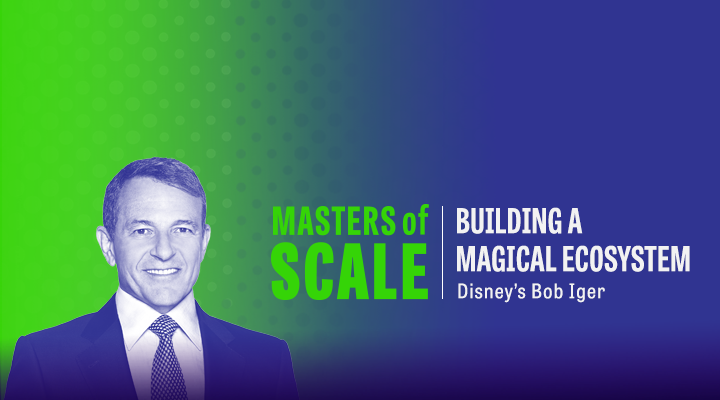 Disney's Bob Iger: How acquisitions become an ecosystem, part 1