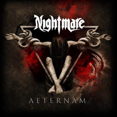 213Rock Podcast Harrag Melodica Interview with Nightmare Yves & Madie New album Aeternam Out Oct 02nd 11 09 2020