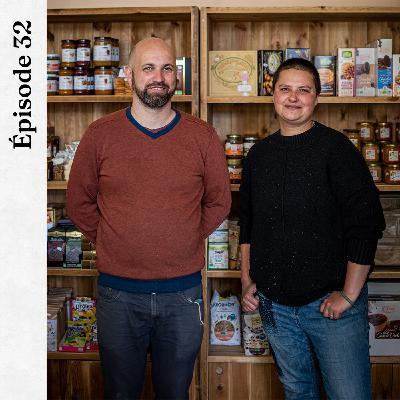 #32 | Nicolas Duval - L'épicerie n'est qu'un prétexte à rencontrer des gens