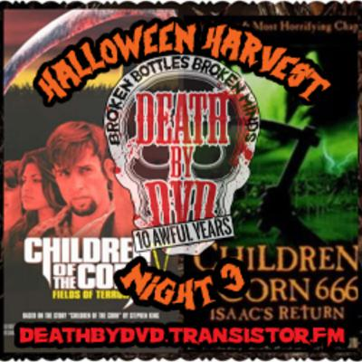 The Halloween Harvest : Night 3 THE CORNENING