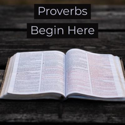 Proverbs Will Change Your Life