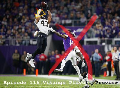 ASC Episode 116: Vikings Playoff Preview w/ Grapes and Gorak