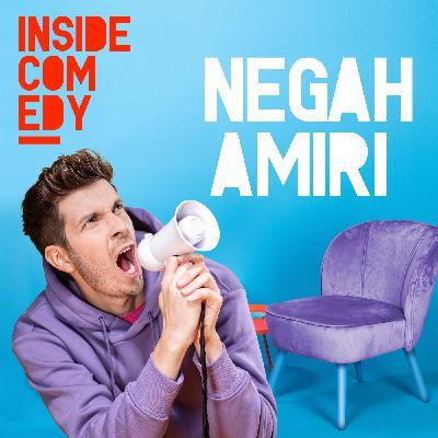 Negah Amiri: Humor verbindet