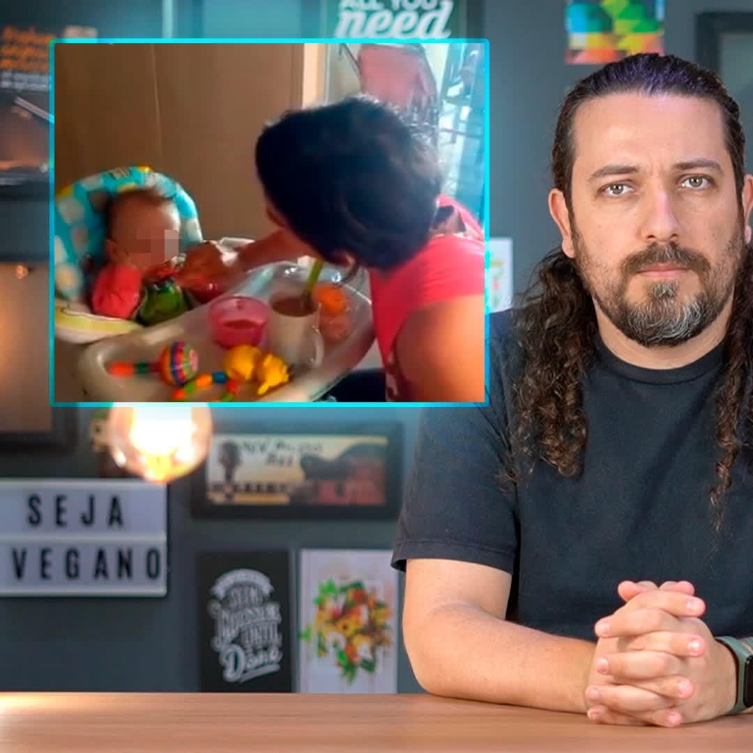 Paraná: mãe vegana teve bebê tomado pela Justiça por suposta negligência