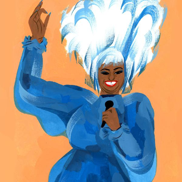 Celia Cruz Narrated by Justina Machado
