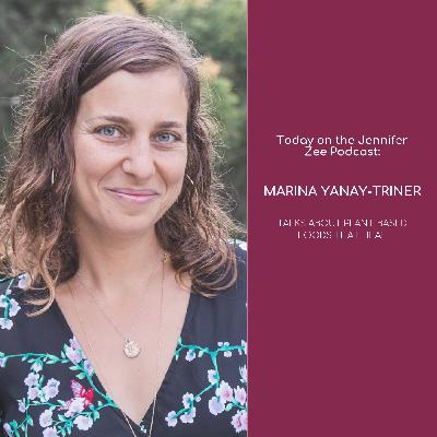 Plant-based Foods that Heal with Marina Yanay-Triner from Soul in the Raw