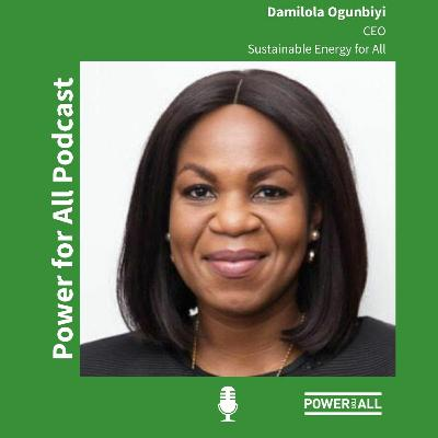 Energizing Finance: Interview with Damilola Ogunbiyi