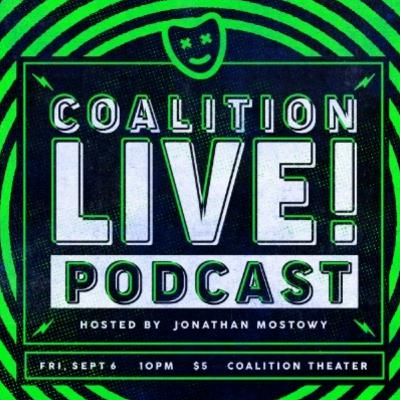 Coalition LIVE! #7 Trash Bang