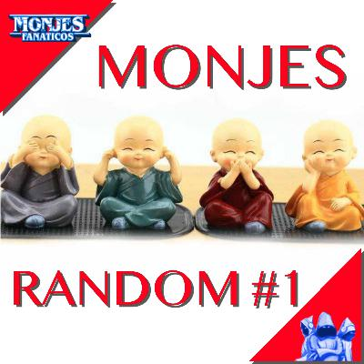 208 - Monjes Random #1 - Noticias de Junio 2021