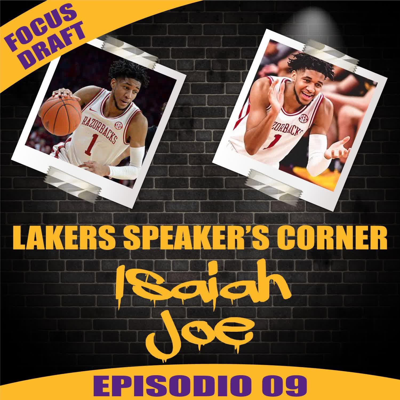 LSC Focus Draft 09: Isaiah Joe