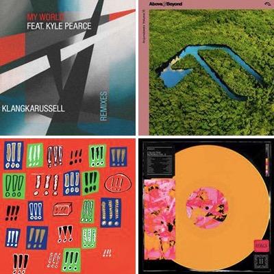 Mix SeaSex&Sun : Beck/Foals/Chk/Klangkarussell/Above&Beyond/Moby/Loffler - sorties du 31/07/20 #100