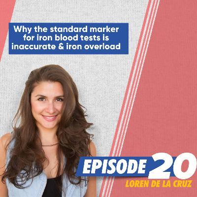 Iron Overload & Anemia with Loren De La Cruz