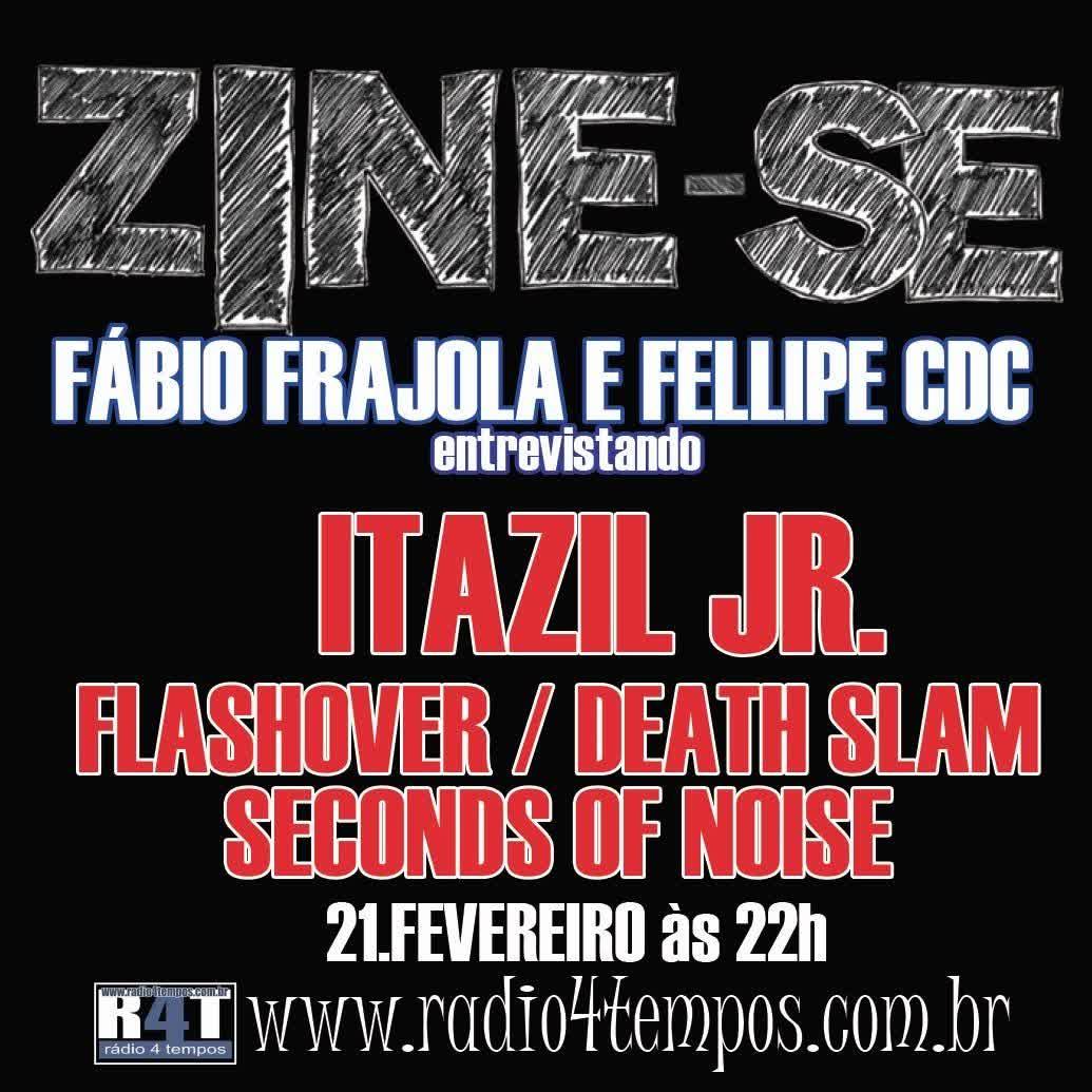 Rádio 4 Tempos - Zine-se 79
