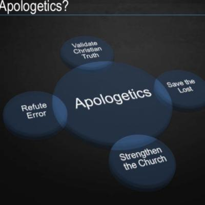 The Let's Get Real Podcast: Let's Get Real About the Reshaping of Apologetics in Our Post Truth American Culture