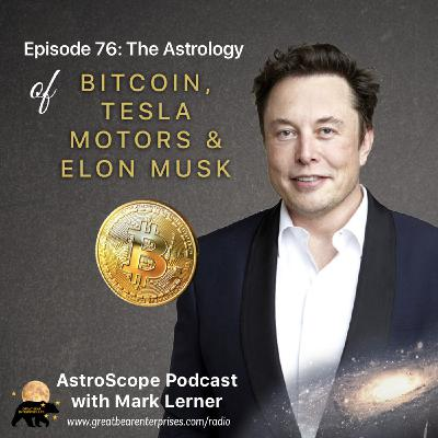 The Astrology of Bitcoin, Tesla Motors and Elon Musk