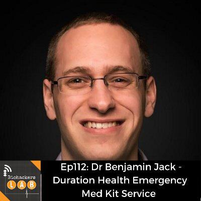 Dr Benjamin Jack - Custom Made Emergency Med Kit Service by Duration Health