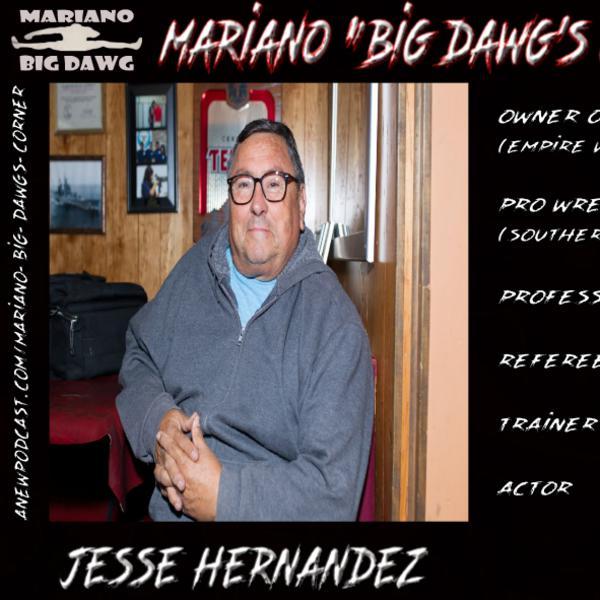 Exclusive Interview with Jesse Hernandez