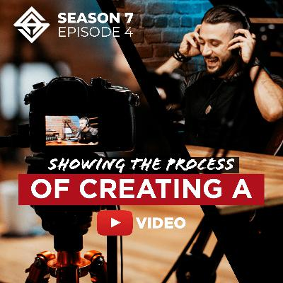 How To Create Help Content For YouTube - Creating A Video Live on Podcast + Should You Niche? [BTS]