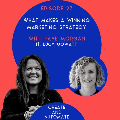 Lucy from Method Marketing on what makes a winning marketing strategy | 23