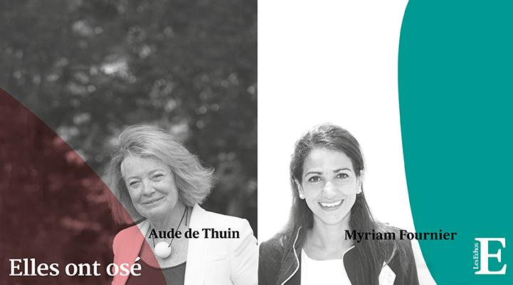 Aude de Thuin & Myriam Fournier Kacimi : construire le leadership des femmes africaines