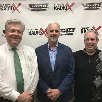 Dean Robertson, Integrated Insurance Solutions, and Josh Bernstein, Josh Bernstein Media