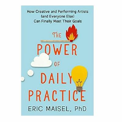 Podcast 876: The Power of Daily Practice with Eric Maisel