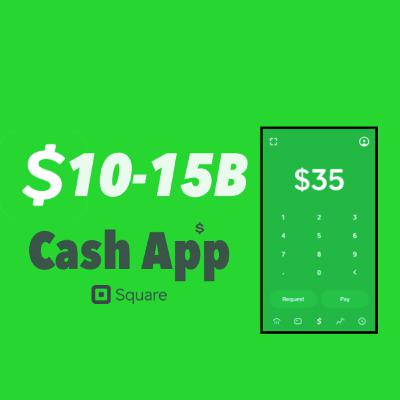 Cash App is Worth $10-15B & Growing💲