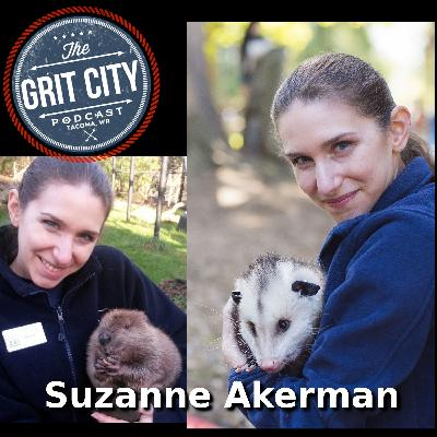 Talking Penguins - and Other Animals - with Biologist Suzanne Akerman.