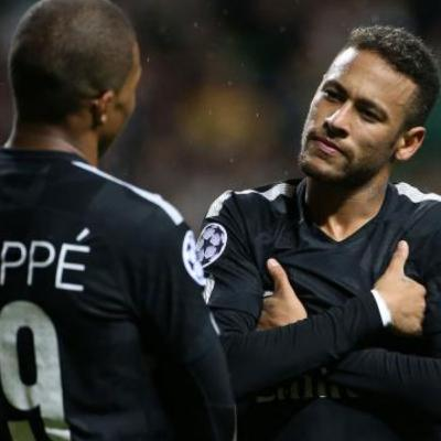 """In the news today Neymar talks Mbappe """"I Hope he stays at PSG"""" plus Upamecano closer to Bayern than Madrid"""